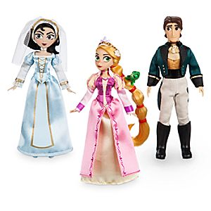 Tangled: The Series Mini Doll Set - 5''