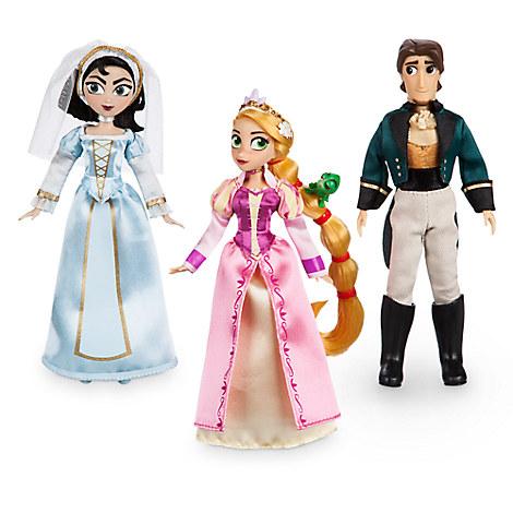 Tangled: The Series Mini Doll Set - 5''