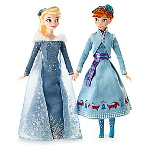 Disney Disney Frozen Classic Fashion Elsa Exquisite Craftsmanship;