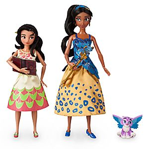 "Elena of Avalor Deluxe Singing Doll Set - 11"" (with 10"" Isabel)"