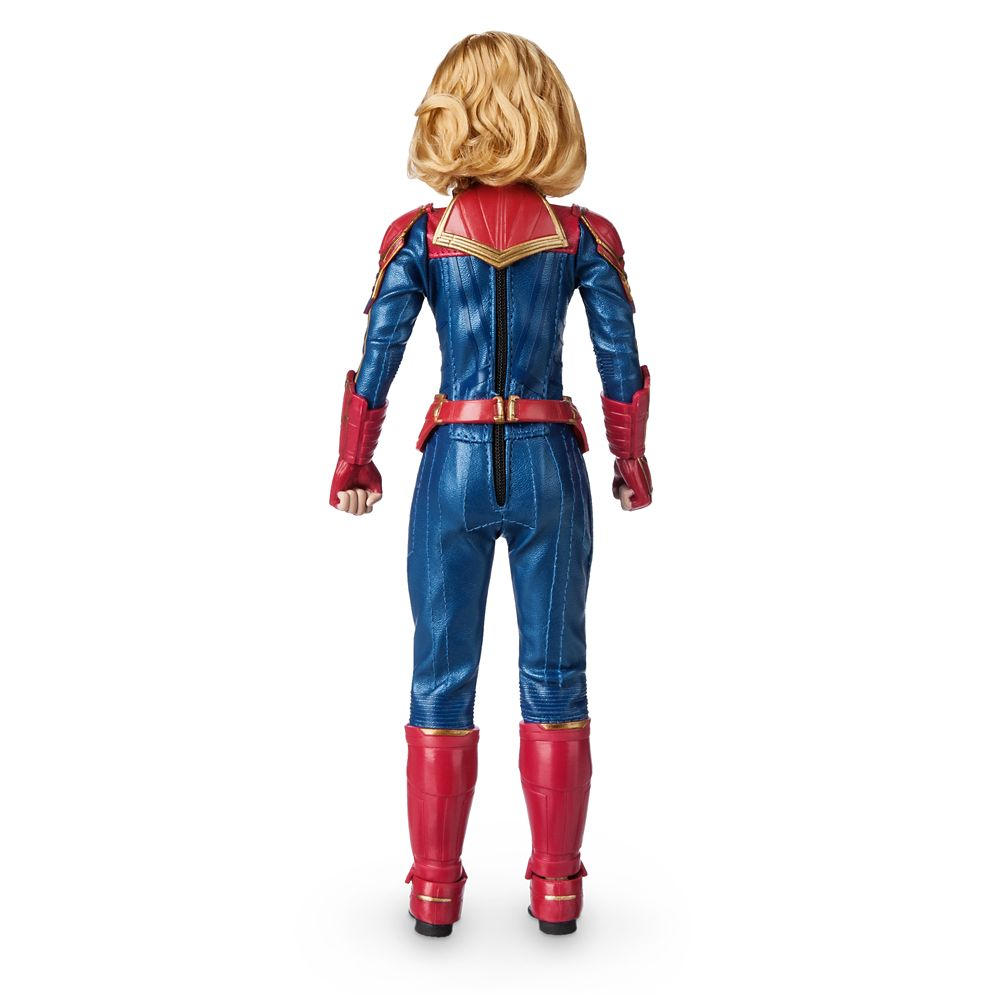 Marvel's Captain Marvel Doll Special Edition – 10''