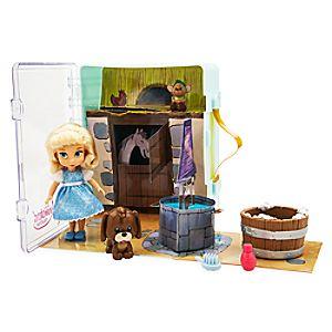 Disney Animators' Collection Cinderella Mini Doll Play