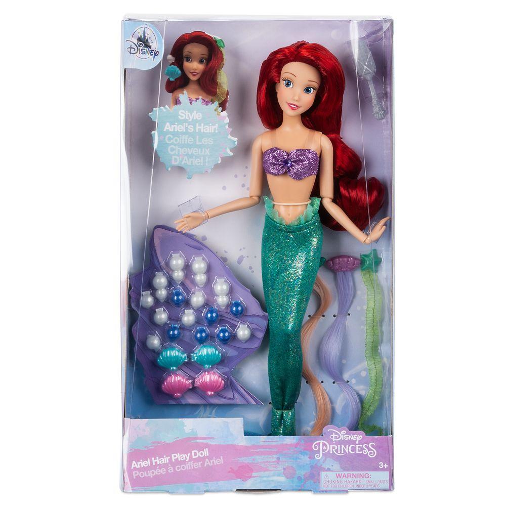 Ariel Hair Play Doll