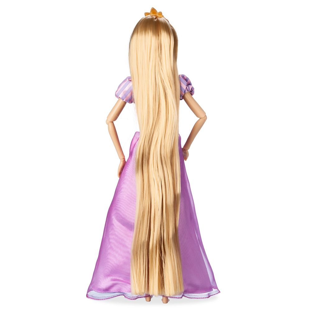 Rapunzel Hair Play Doll