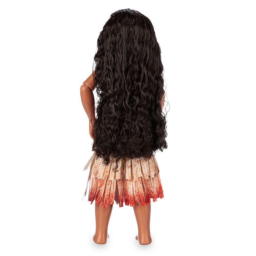 Moana Hair Play Doll
