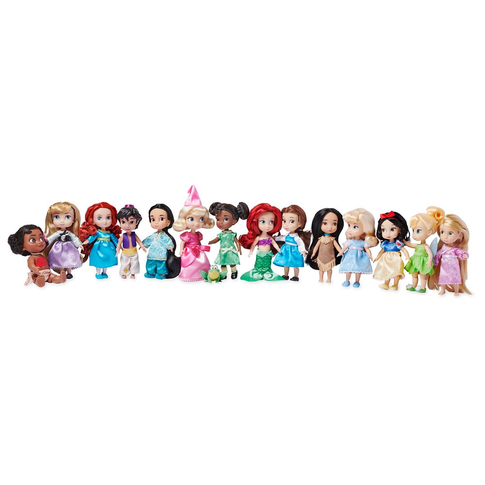Disney Animators' Collection Mini Doll Gift Set – 5''