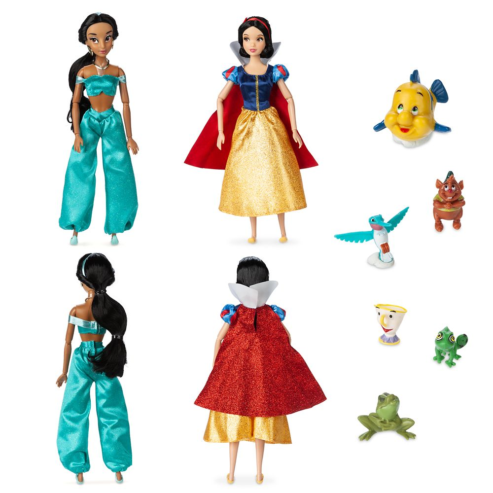 Disney Princess Classic Doll Collection Gift Set – 11''