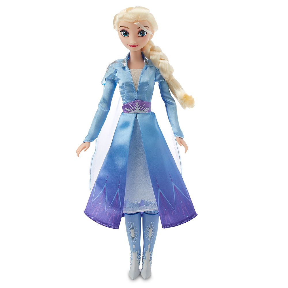 Elsa Singing Doll – Frozen 2 – 11