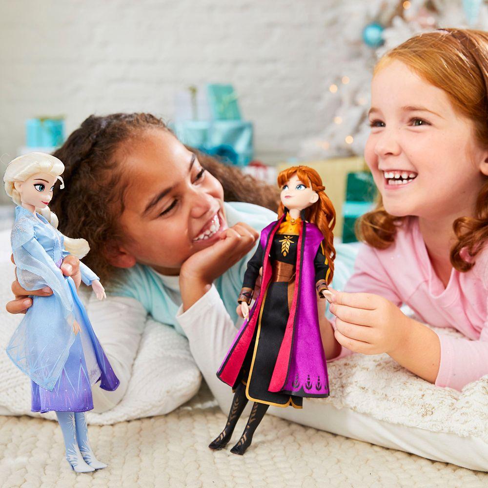 Elsa Singing Doll – Frozen 2 – 11''