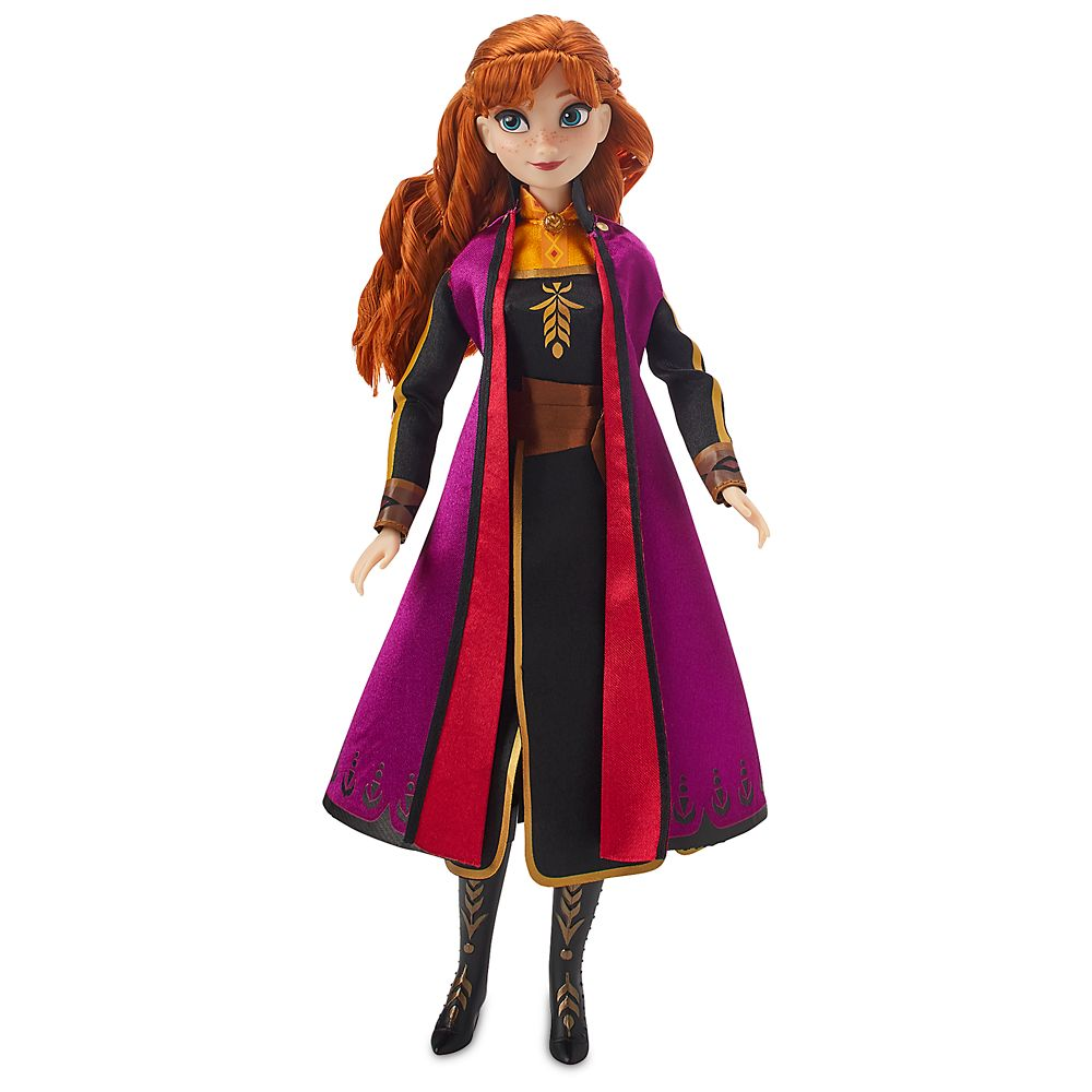 Anna Singing Doll – Frozen 2 – 11