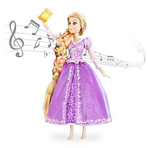 Rapunzel Deluxe Feature Singing Doll - 16'' H