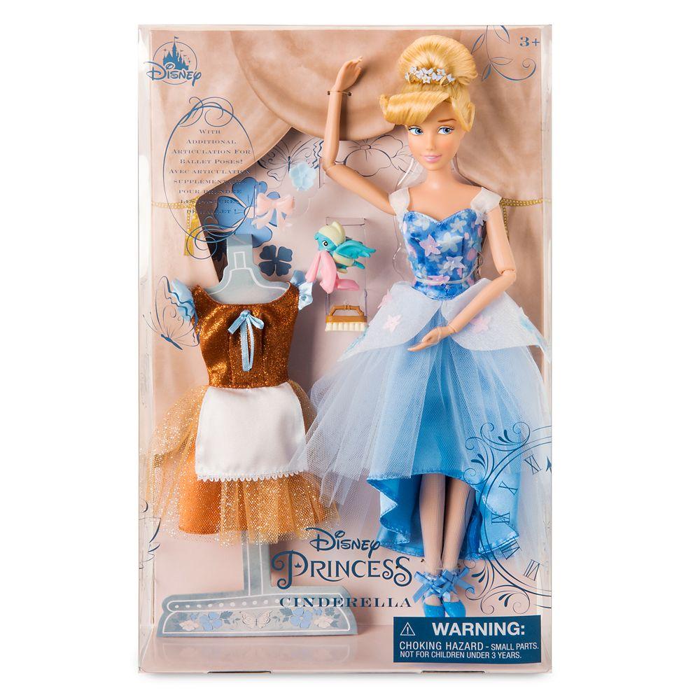 Cinderella Ballet Doll – 11 1/2''
