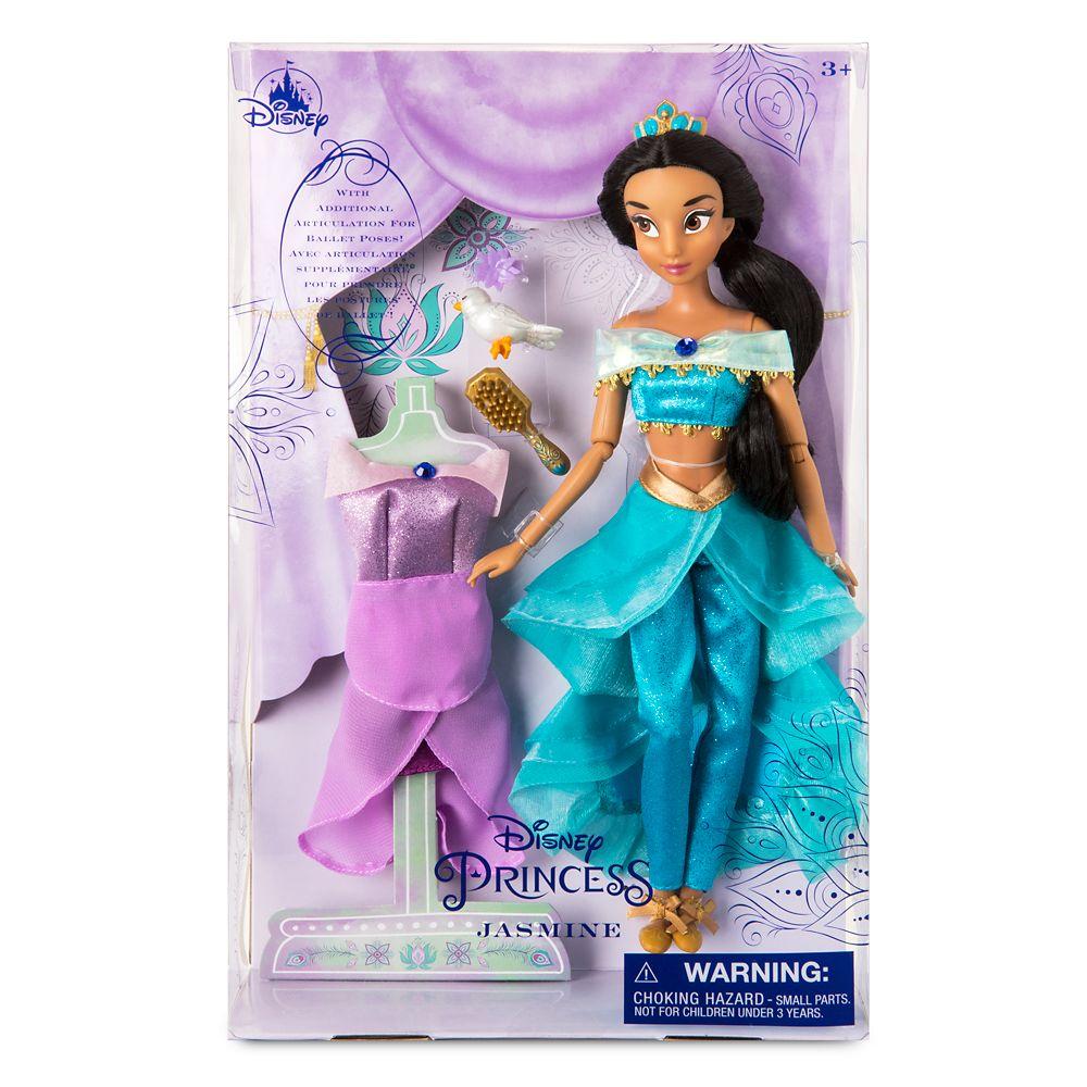 Jasmine Ballet Doll – 11 1/2''