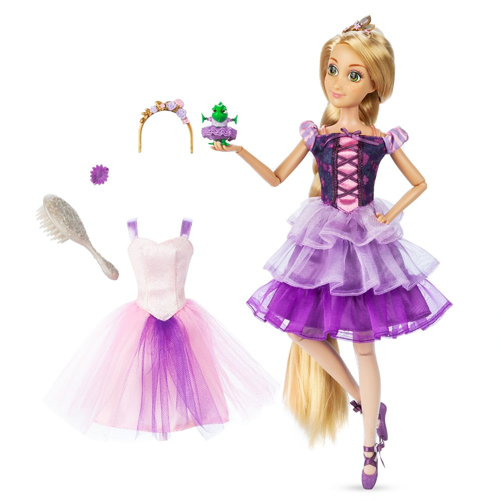 Rapunzel Ballet Doll – 11 1/2''