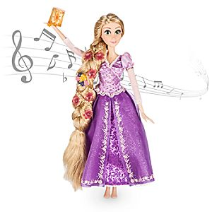 Rapunzel Deluxe Feature Doll - 16''