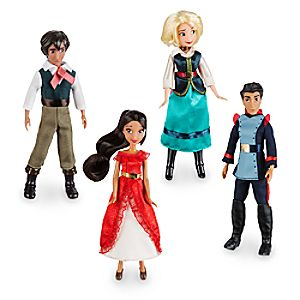 Elena of Avalor Mini Doll Set - 5''
