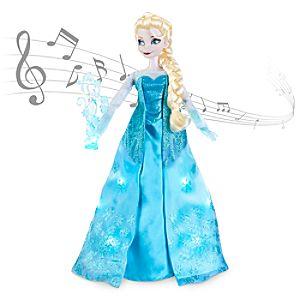 Deluxe Singing Elsa Doll - 16''