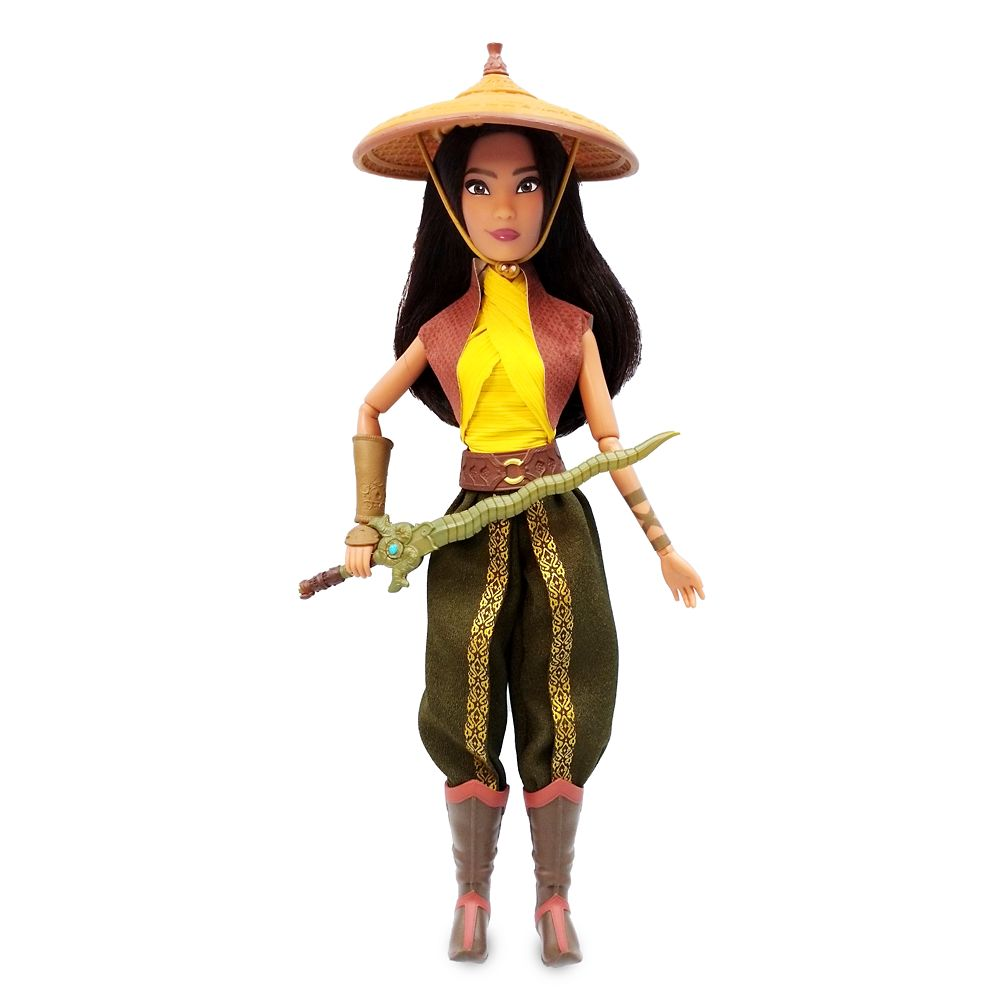 Raya Classic Doll – 11'' – Disney Raya and the Last Dragon
