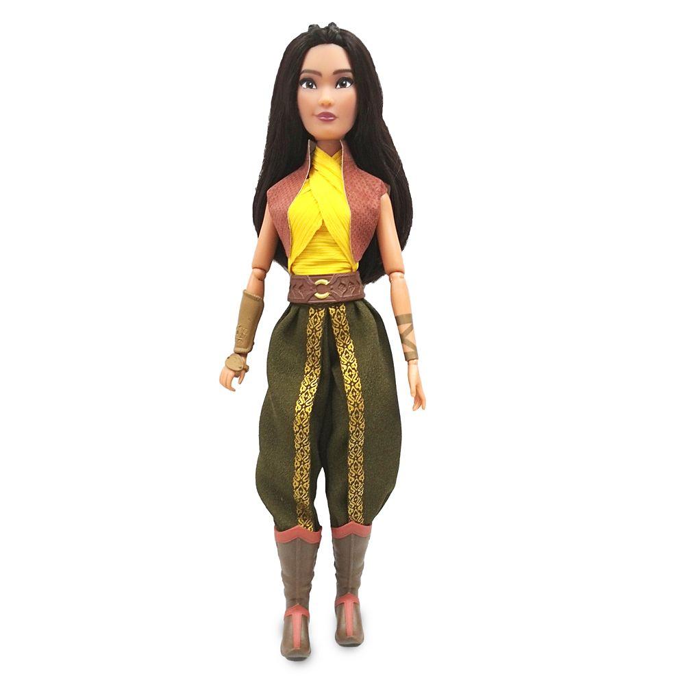 Raya Classic Doll – 11'' – Disney Raya and the Last Dragon