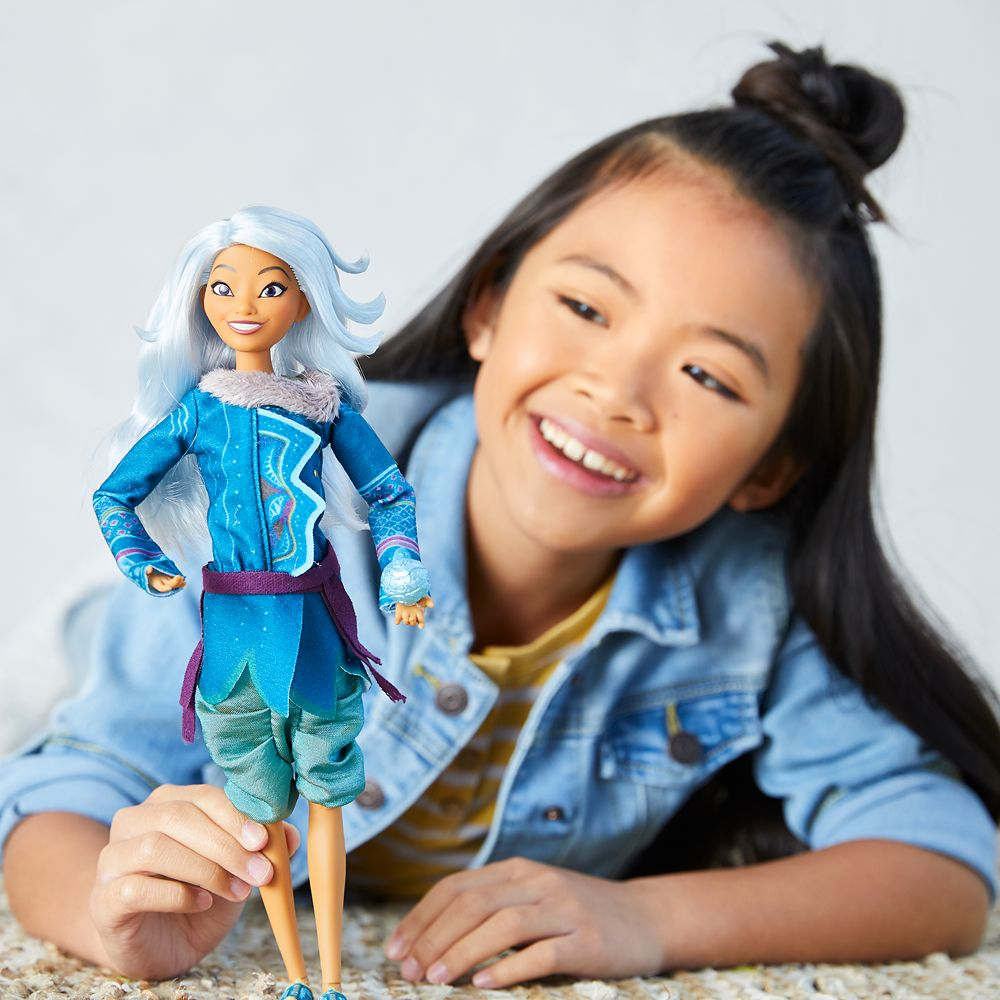 Sisu Human Classic Doll – 11'' – Disney Raya and the Last Dragon