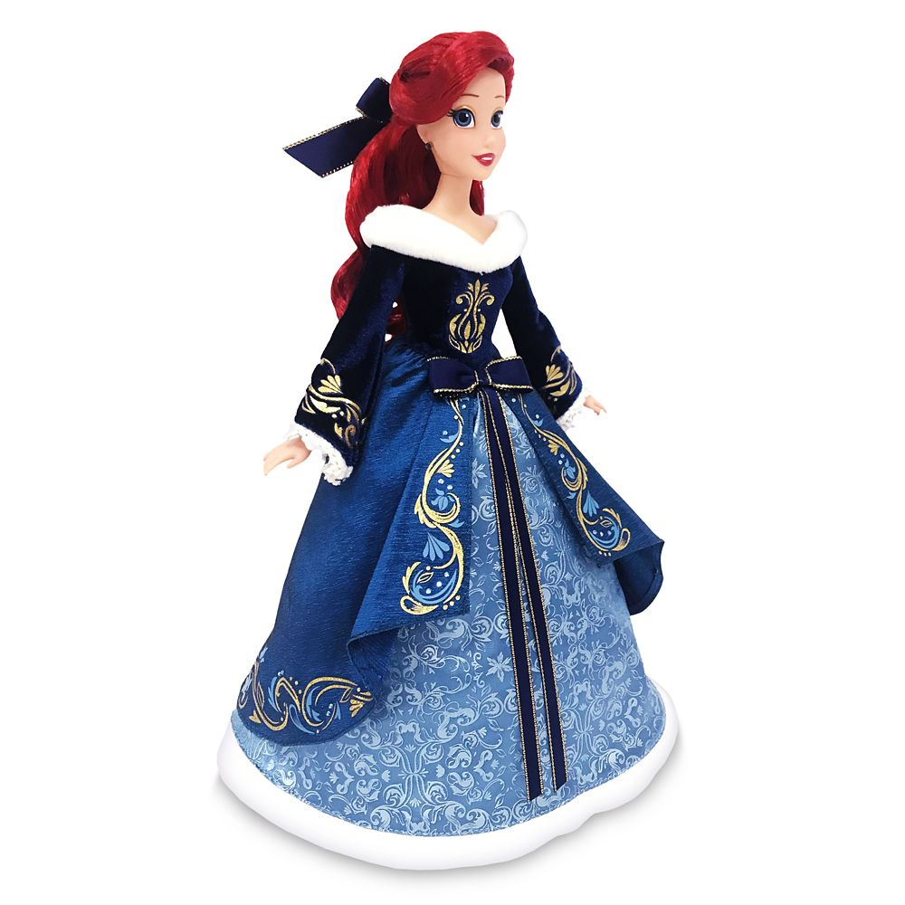 Ariel Doll – The Little Mermaid – 2020 Holiday Special Edition – 11''