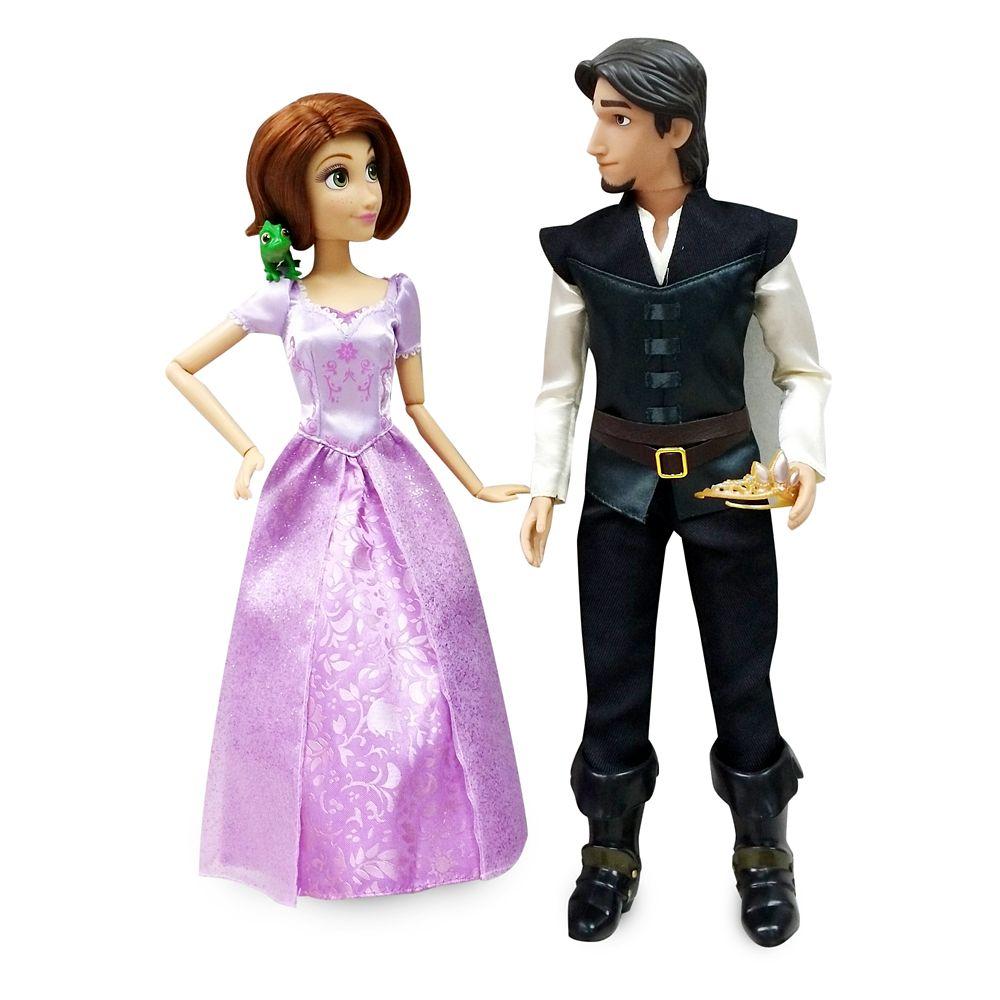 Rapunzel and Flynn Classic Doll Set – 11 1/2'' / 12''