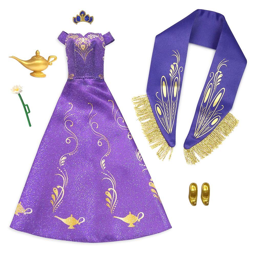 Jasmine Classic Doll Accessory Pack