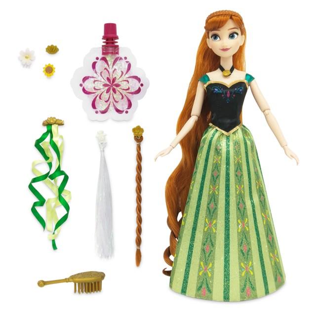 Anna Hair Play Doll – Frozen – 11 1/2''