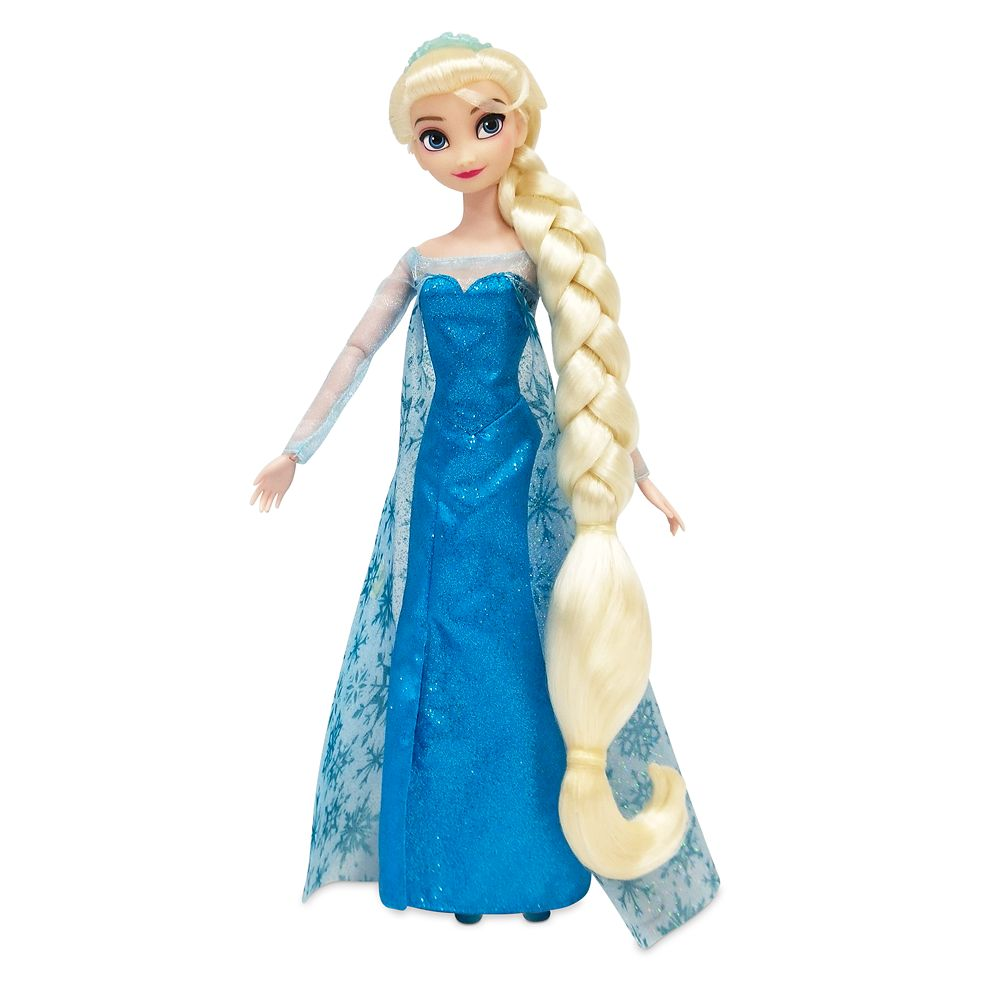 Elsa Hair Play Doll – Frozen – 11 1/2''