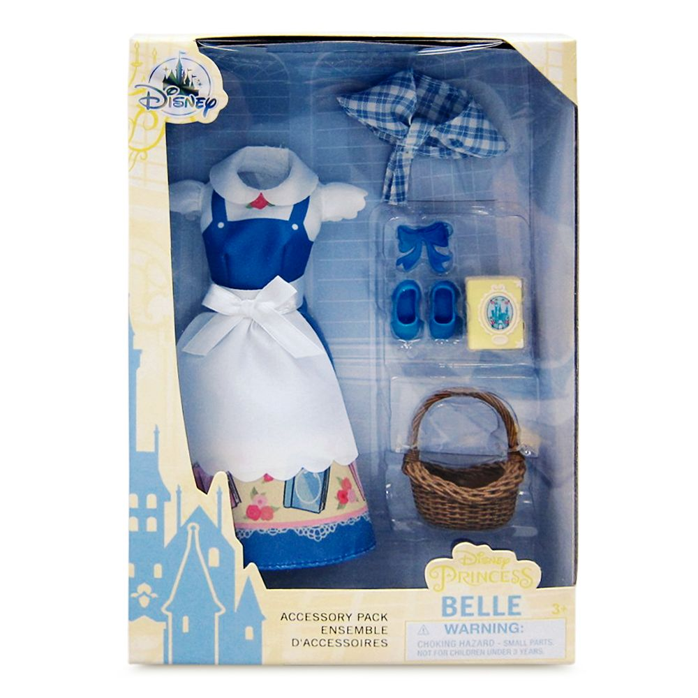 Belle Classic Doll Accessory Pack