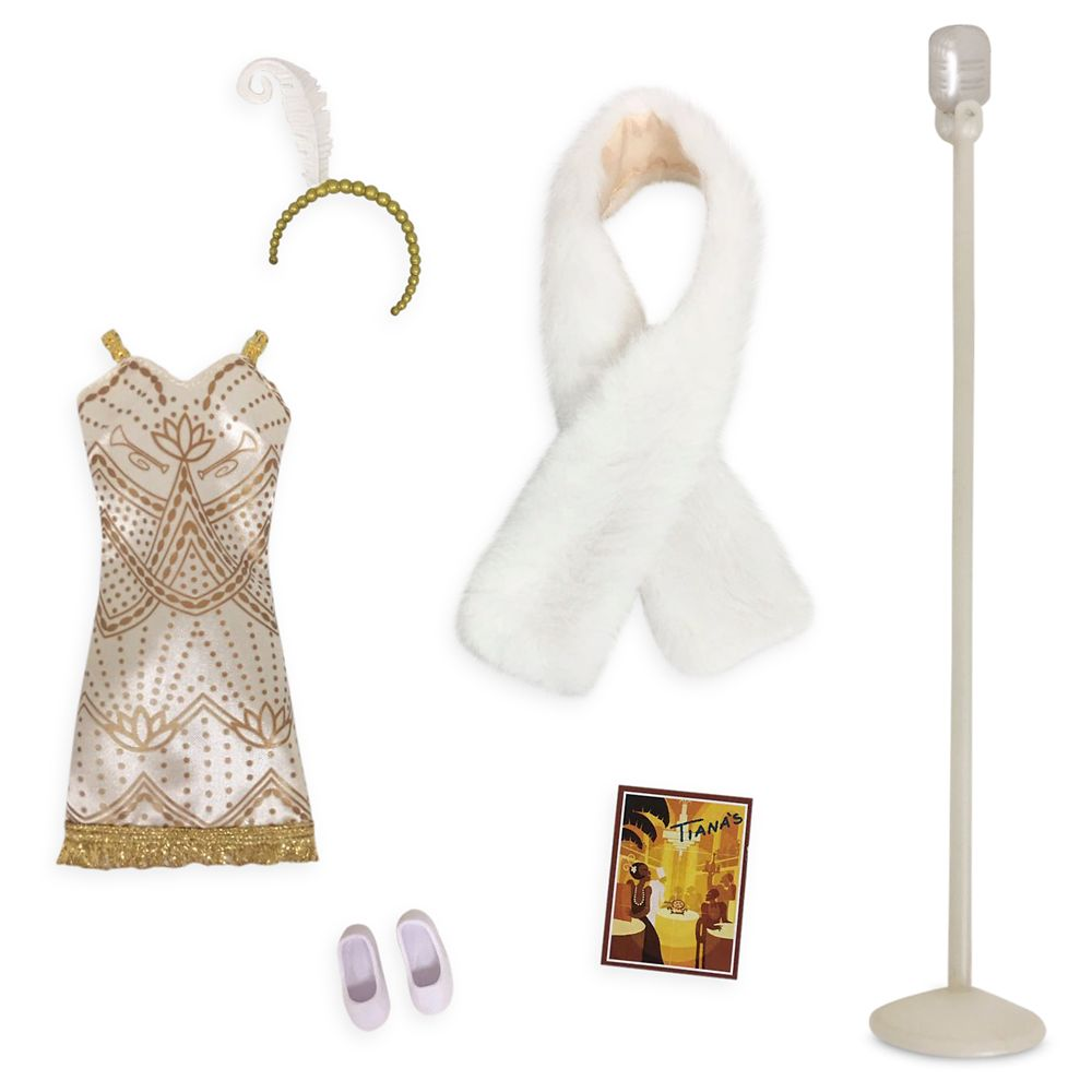 Tiana Classic Doll Accessory Pack – The Princess and the Frog