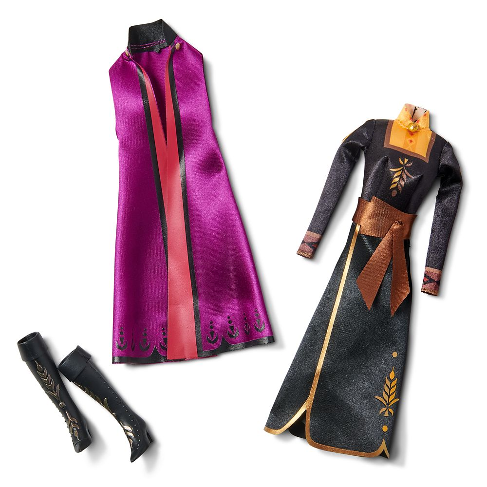 Anna Classic Doll Accessory Pack – Frozen 2