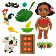 Moana Disney Animators' Collection Mini Doll Play Set – 5''