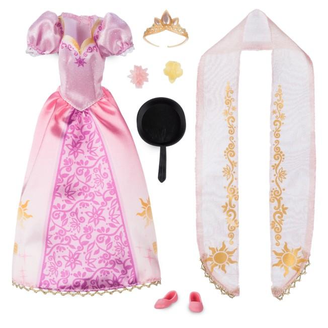 Rapunzel Classic Doll Accessory Pack – Tangled