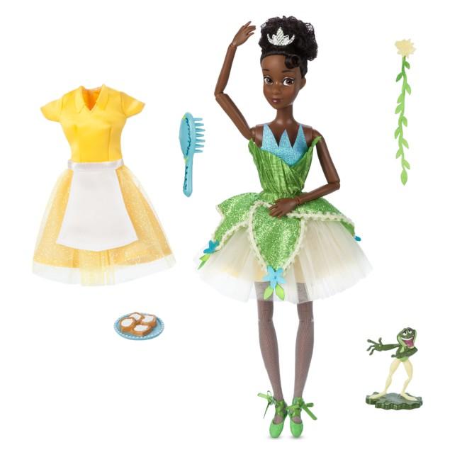 Tiana Ballet Doll – 11 1/2''