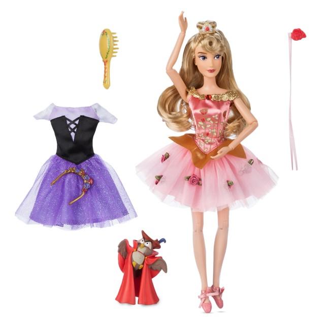Aurora Ballet Doll – 11 1/2''
