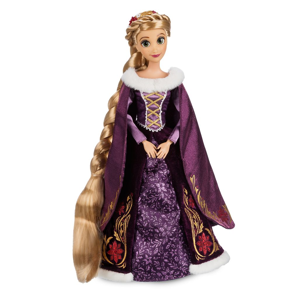 Rapunzel 2021 Holiday Special Edition Doll