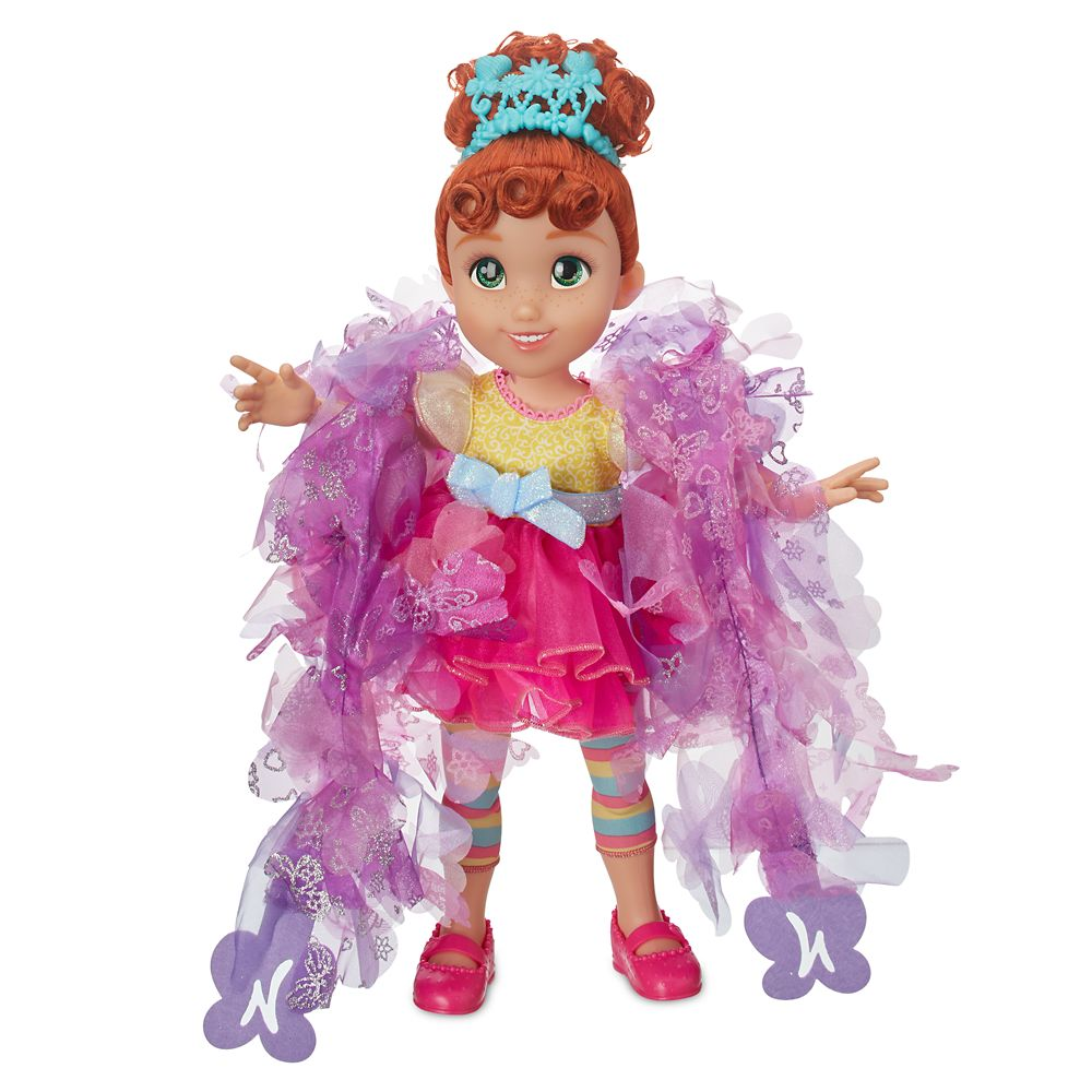 Fancy Nancy Doll with Boa