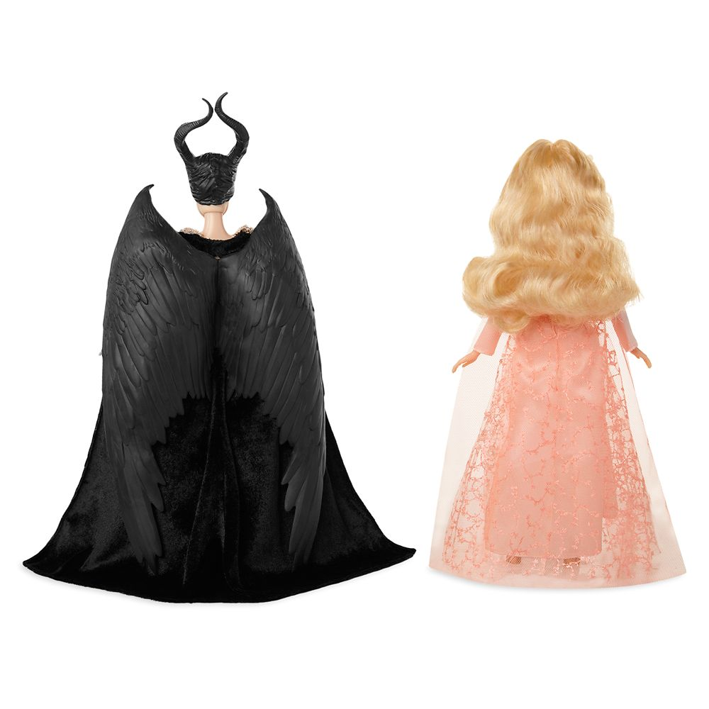 Maleficent And Aurora Doll Set Maleficent Mistress Of Evil