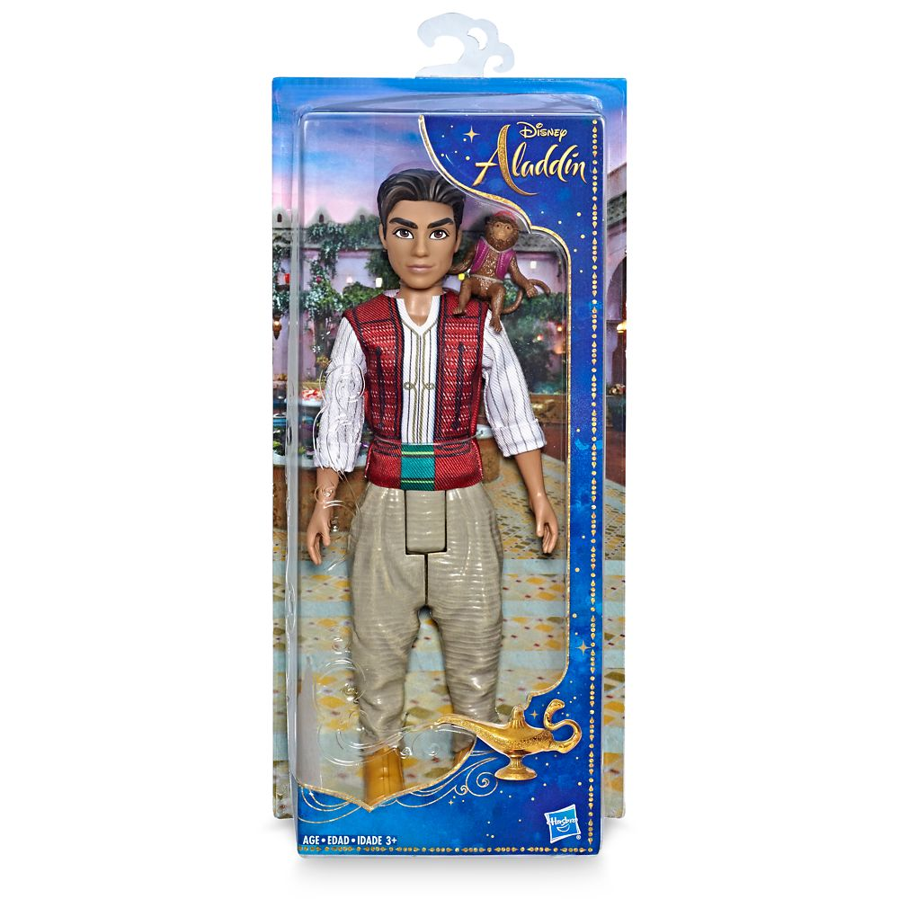 Aladdin Fashion Doll by Hasbro – Live Action Film – 11''