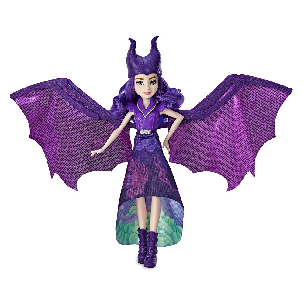Dragon Queen Mal Doll  Descendants 3  11'' Official shopDisney