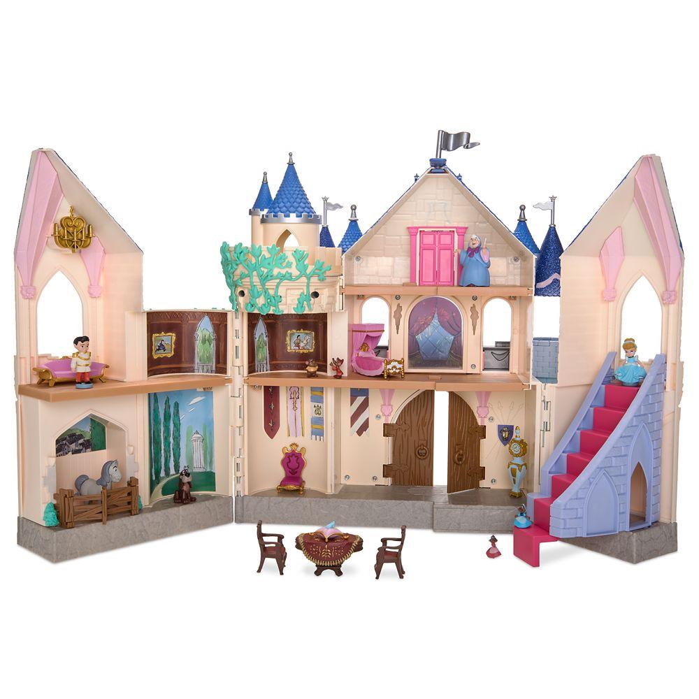 Disney Animators' Collection Deluxe Cinderella Castle Play Set