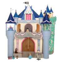 Disney Store deals on Disney Animators' Collection Deluxe Cinderella Castle Play Set