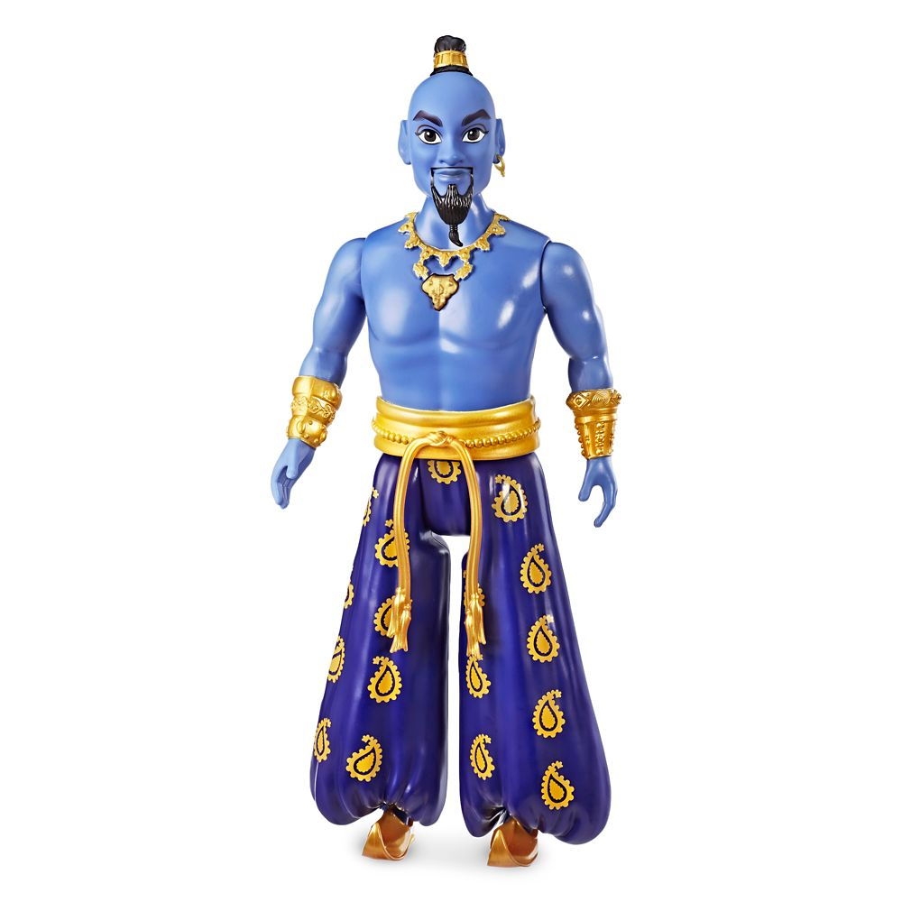 Genie Singing Doll – Aladdin – Live Action Film