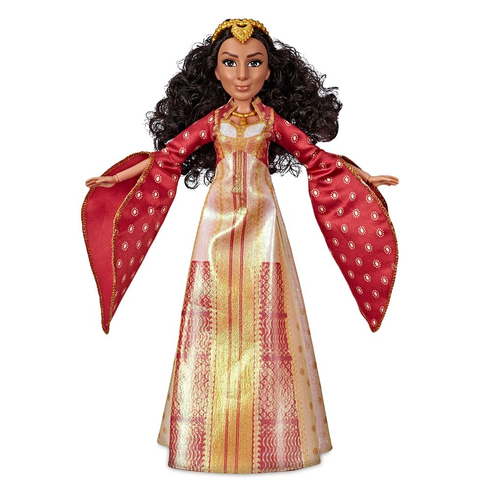 Dalia Fashion Doll by Hasbro – Aladdin – Live Action Film – 11''