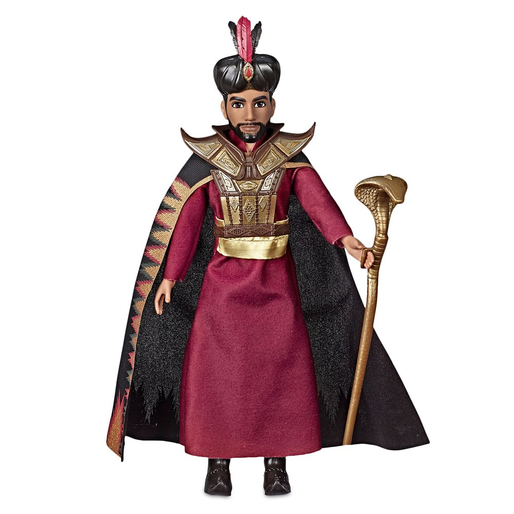 Jafar Fashion Doll by Hasbro – Aladdin – Live Action Film – 11''
