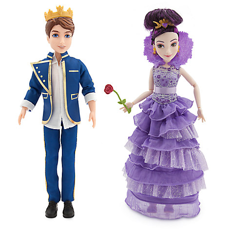 Ben and Mal Doll Set - Descendants - 11''