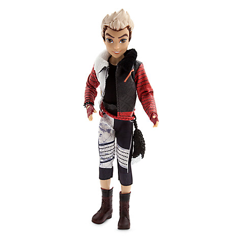 Carlos Doll - Descendants - 11''