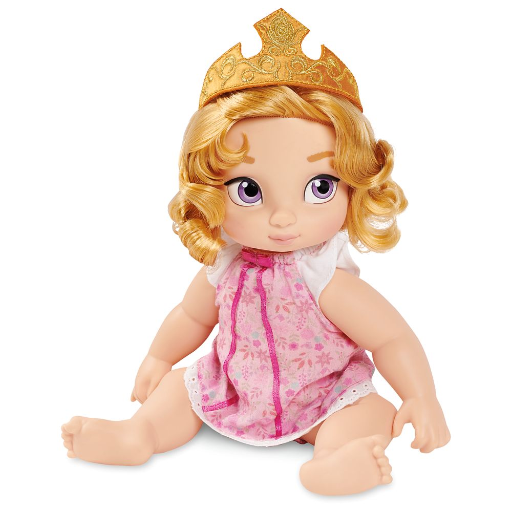 Disney Animators' Collection Aurora Doll – Origins Series – Toys for Tots Donation Item