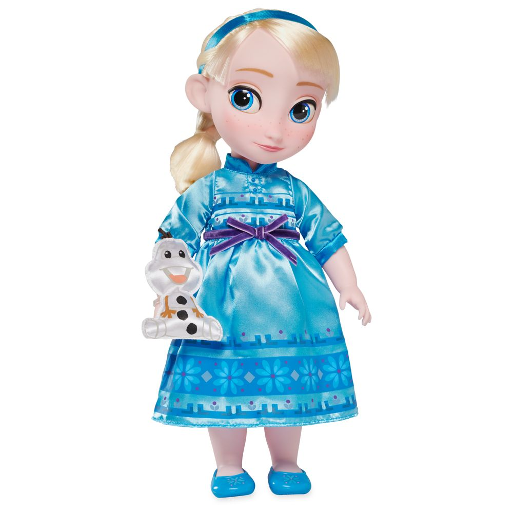 Disney Animators' Collection Elsa Doll – Frozen – 16'' – Toys for Tots Donation Item